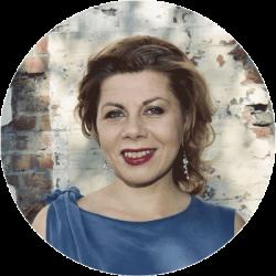 Agnieszka Glica, certyfikowany doświadczony psychoterapeuta
